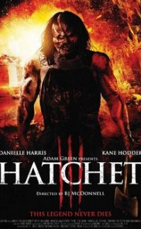 Hatchet III & Balta 3 (2013) izle