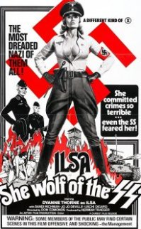 Ilsa She Wolf of the SS 18+ Erotik Film izle