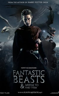 Fantastic Beasts and Where to Find Them 2016 izle
