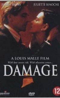 Damage (1992) Erotik Film izle