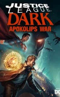 Justice League Dark: Apokolips War izle