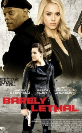 Barely Lethal 2015 izle