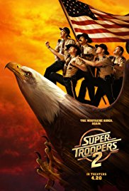 Super Troopers 2 2018 izle