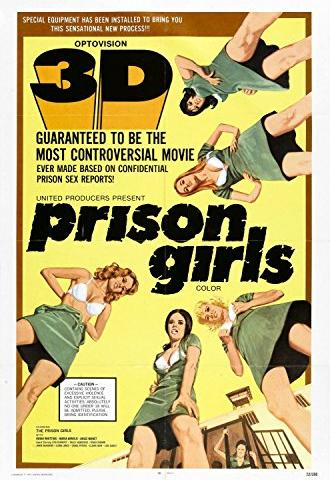 Watch Prison Girls 1972 erotik film izle